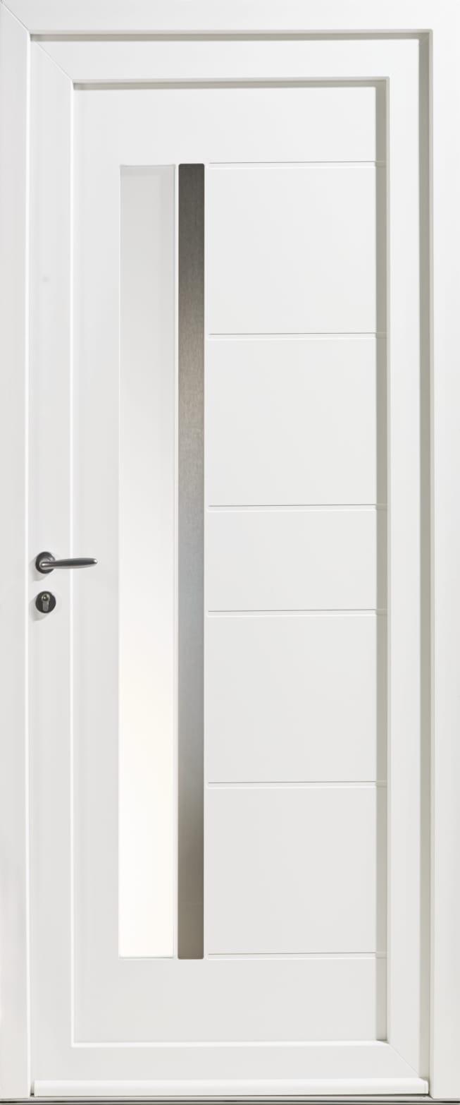 Porte d'entrée PVC Kellys 4