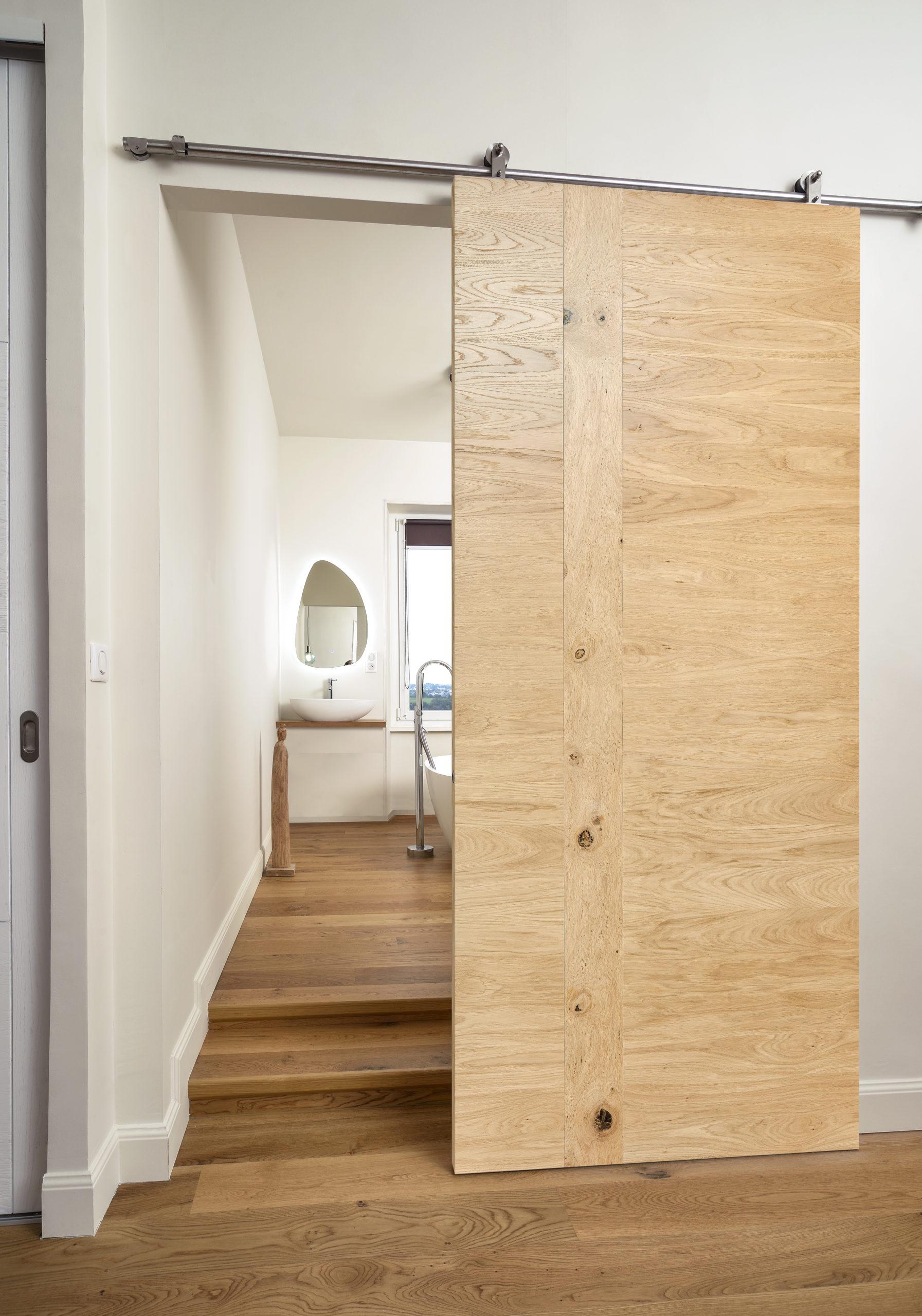 Porte d'intérieur Signature bois authentique