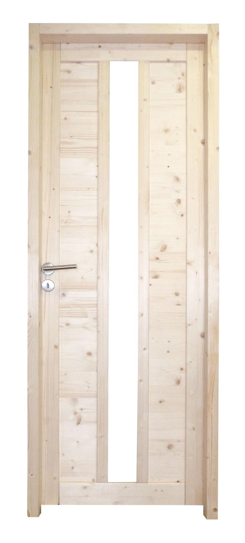 Porte d'intérieur Clarée
