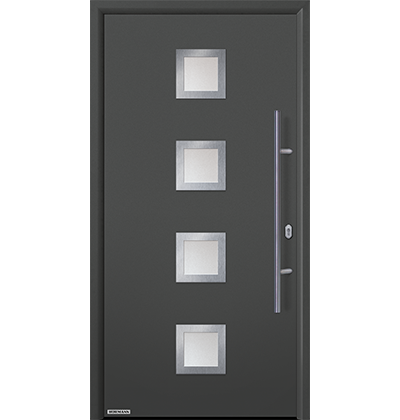 Porte d'entrée gamme Thermo65 TPS 800