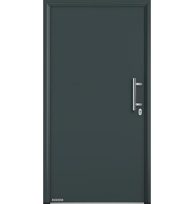 Porte d'entrée gamme Thermo46 TP 010